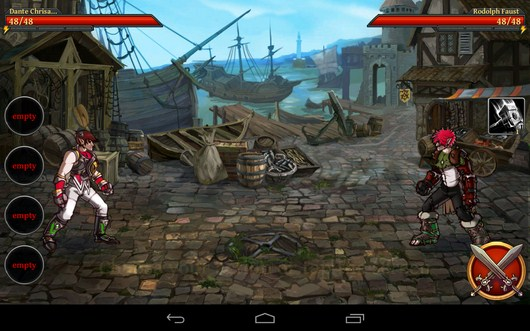 Перед боем - Clash of the Damned для Android