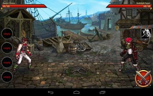 Перед боем - Clash of the Damned для Android