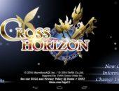 Ролевай игра Cross Horizon для Android