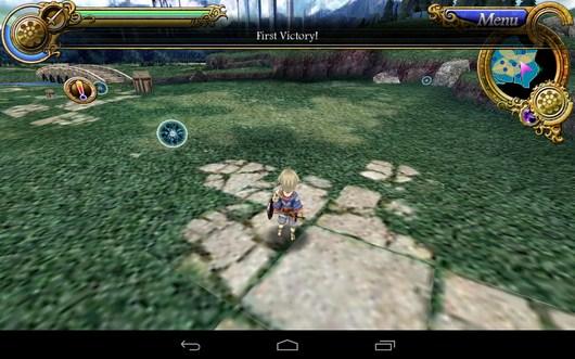 Иследование земель - Cross Horizon для Android