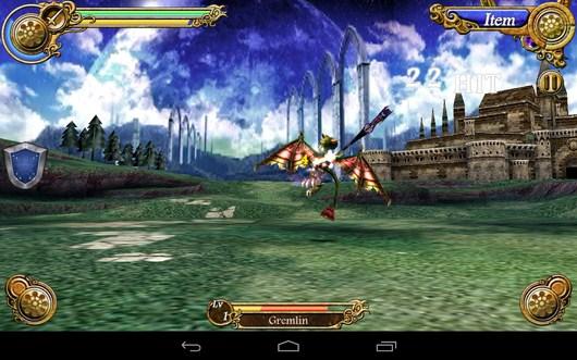 Бой с монстром - Cross Horizon для Android