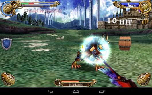 Мощный удар - Cross Horizon для Android