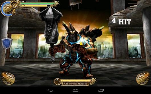 Учебный бой - Cross Horizon для Android