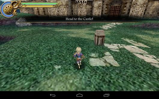 Локация - Cross Horizon для Android