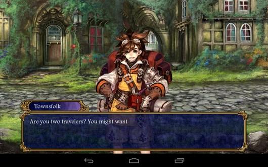 Персонажи - Cross Horizon для Android