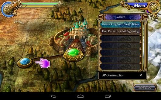 Карта - Cross Horizon для Android