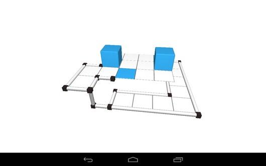Сложная площадка - Cubot для Android