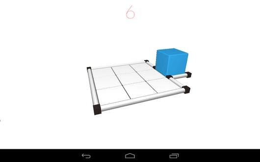 Куб на месте - Cubot для Android