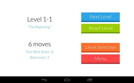 Результат - Cubot для Android