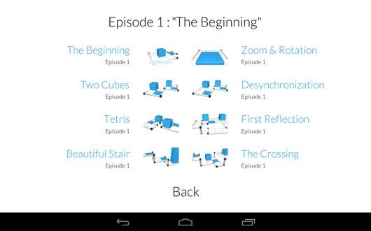 Уровни - Cubot для Android