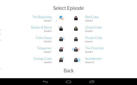 Эпизоды - Cubot для Android
