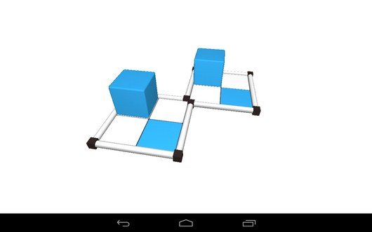 Два куба - Cubot для Android