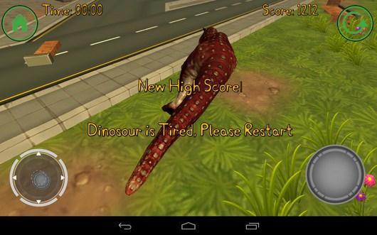 Динозаврик умер - Dino Simulator для Android