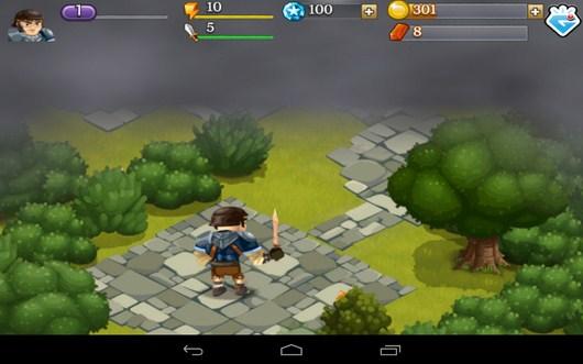 Локация - Epic Empire для Android