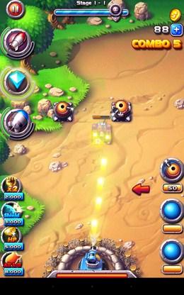 Уничтожение врага - Field Defender для Android