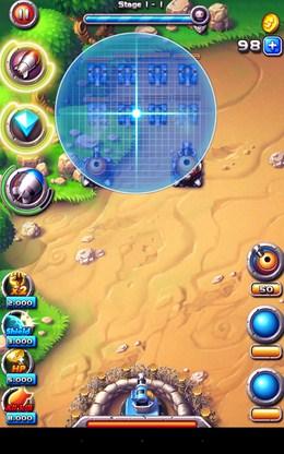 Супер ракета - Field Defender для Android