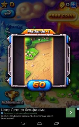Выбор миссии - Field Defender для Android
