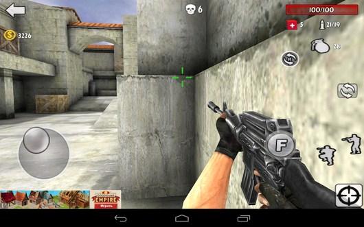 Нова карта - Gun Strike 3D для Android
