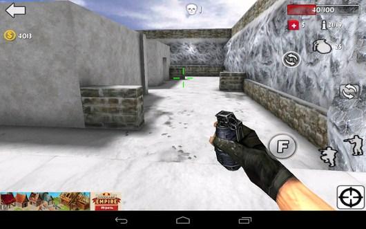 Граната - Gun Strike 3D для Android