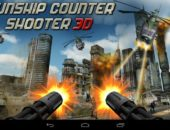 Тир экшн Gunship Counter Shooter 3D для Android