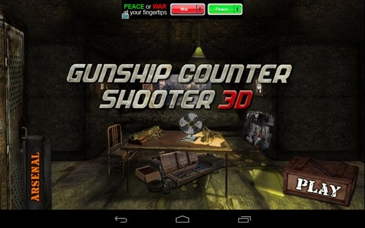 Загрузка - Gunship Counter Shooter 3D для Android