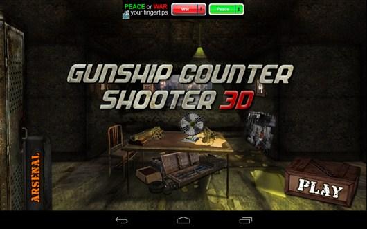 Загрузка - Gunship Counter Shooter 3D для Android