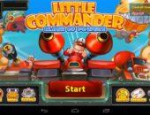 Оборонительная стратегия Little Commander 2 для Android
