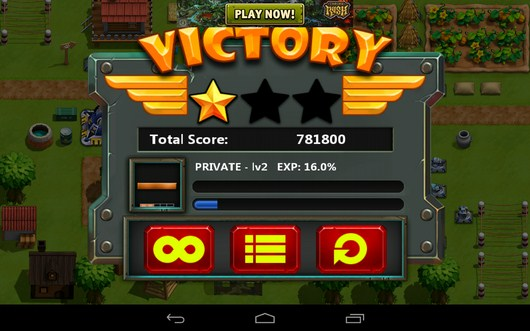 Победа - Little Commander 2 для Android