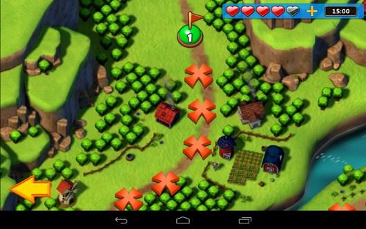 Уровни - Little Commander 2 для Android