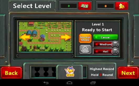 Задание - Little Commander 2 для Android