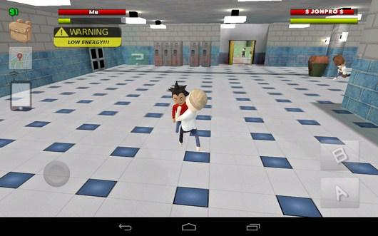 Бой в корридоре - School of Chaos для Android