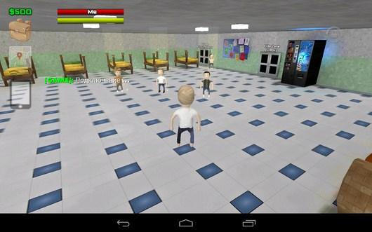 Подключение - School of Chaos для Android