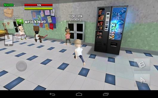 Получение миссии - School of Chaos для Android