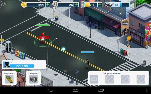 Бой - Men In Black 3 для Android