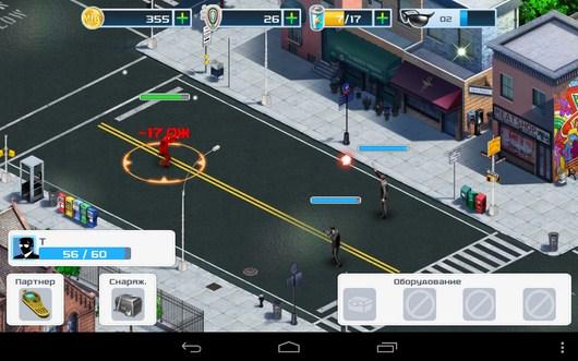 Подкрепление - Men In Black 3 для Android
