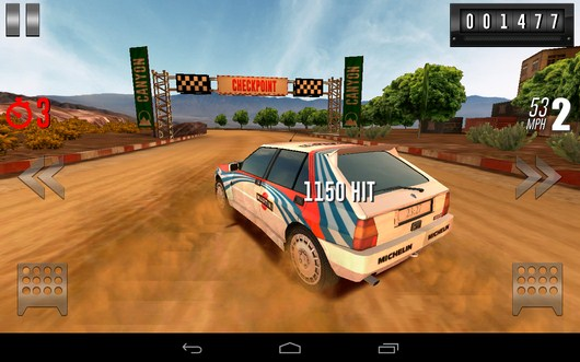 Чекпоинт - Rally Racer Drift для Android