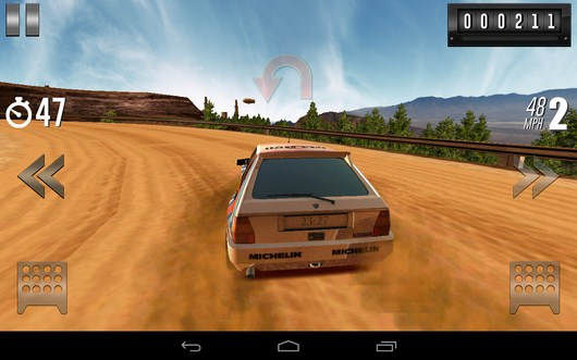 Разгон - Rally Racer Drift для Android
