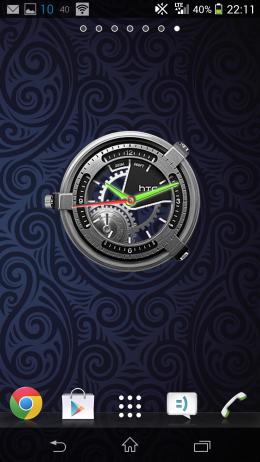 Часы - Analog Clock Collection для Android