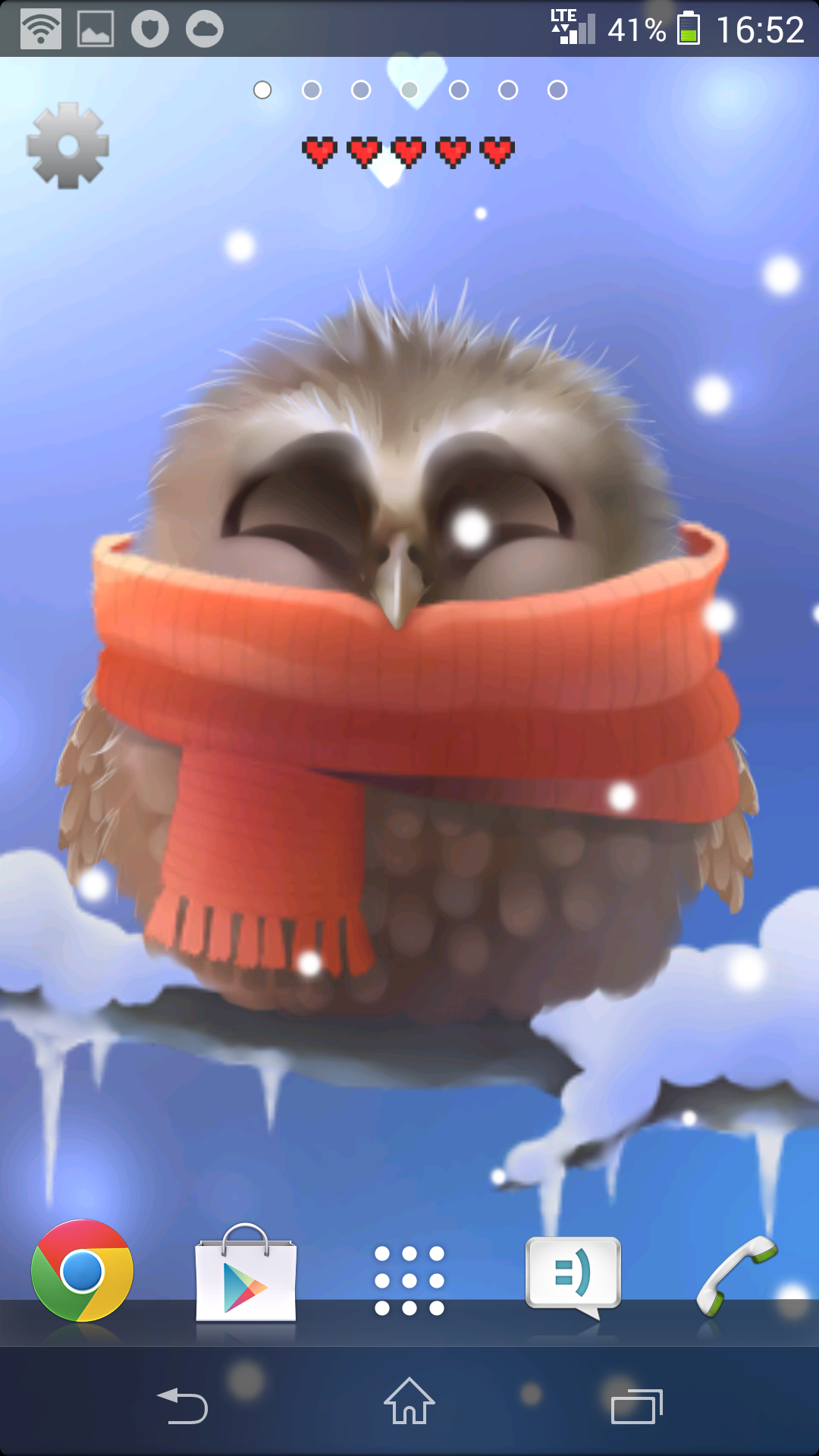 Сова - Little Owl для Android