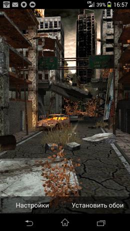 Разрушения - Apocalypse 3D для Android