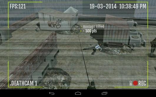 Заложника убили - Sniper Tactical для Android