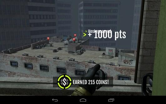 Удачный выстрел - Sniper Tactical для Android