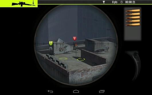 Прицеливание - Sniper Tactical для Android