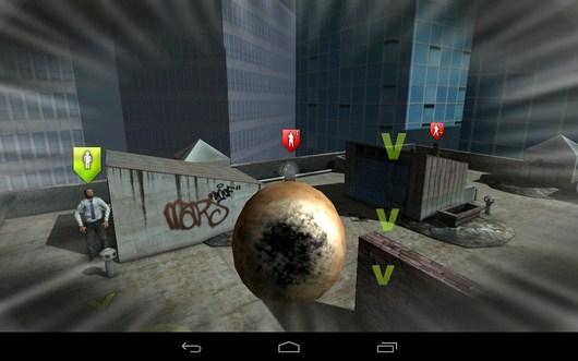 Полет пули - Sniper Tactical для Android