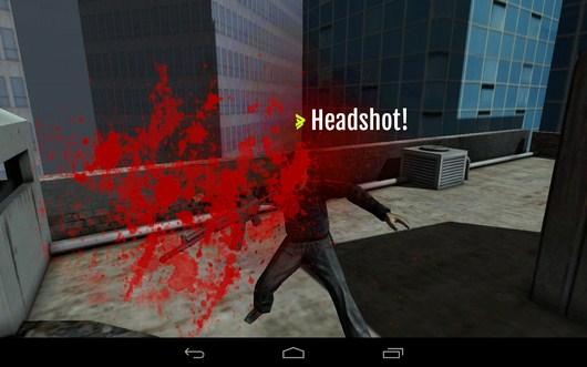 Попадание в голову - Sniper Tactical для Android