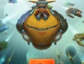 Аркада Strikefleet Omega для Android