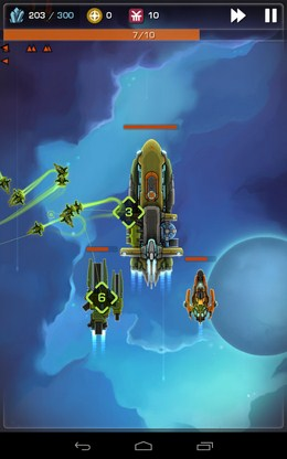 ПОдмога - Strikefleet Omega для Android