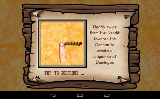 Обучение - The Domingos для Android