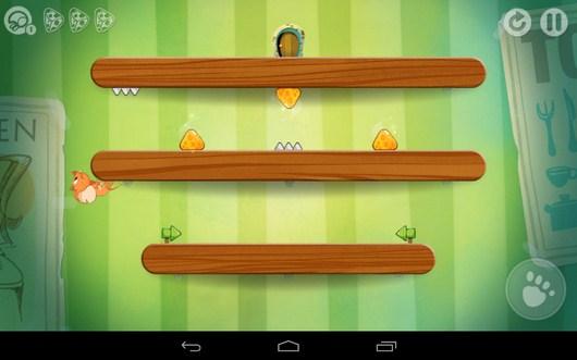 Левел с преградами - Trip Trap для Android