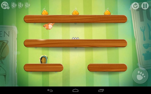 Новый уровень - Trip Trap для Android